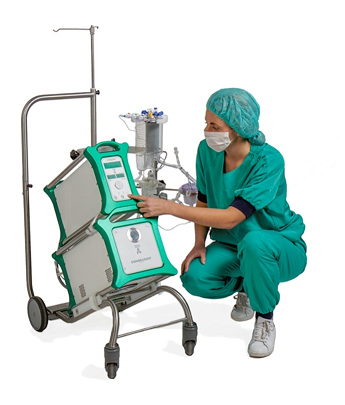 Donor Assist Organ Perfusion System
