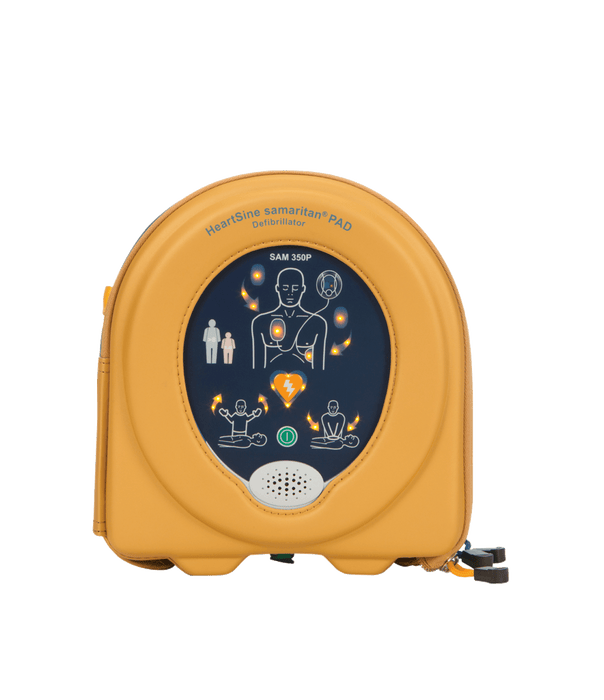 HeartSine 350P AED - Stark Medical Australia