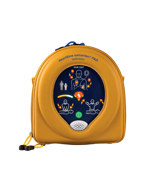 HeartSine 500P AED - Stark Medical Australia
