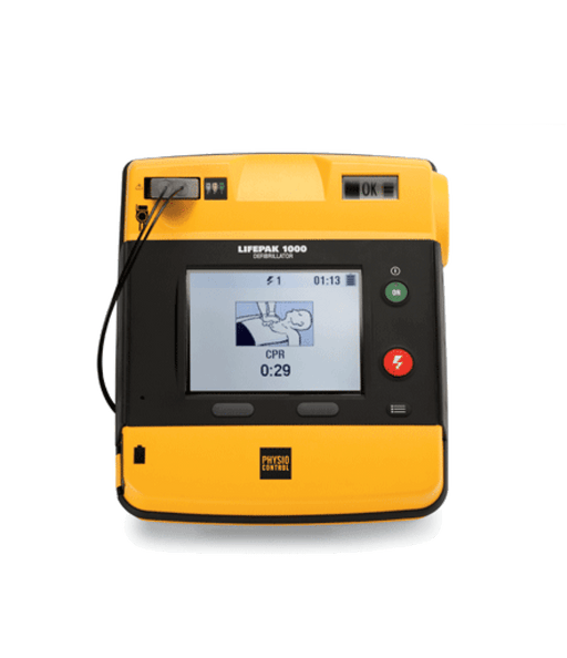 LIFEPAK 1000 AED - Stark Medical Australia