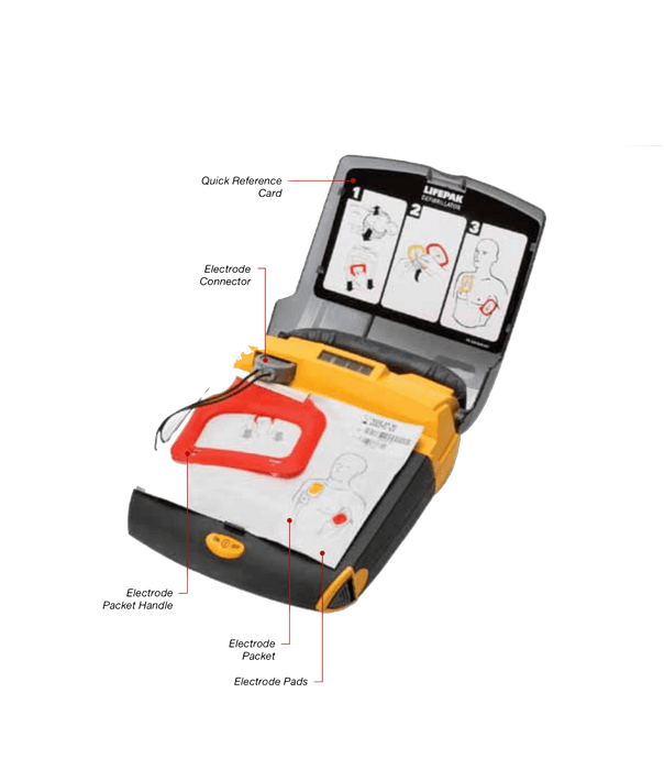 LIFEPAK CR Plus AED - Stark Medical Australia