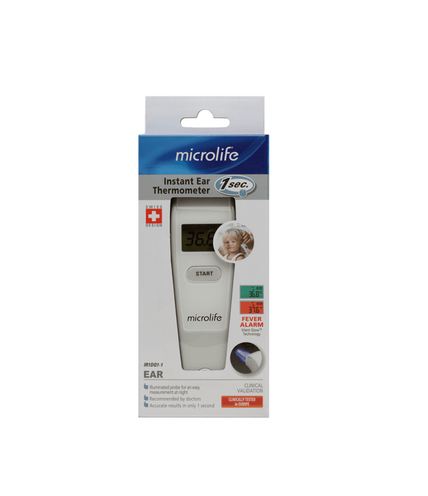 MicroLife Ear Thermometer - Stark Medical Australia