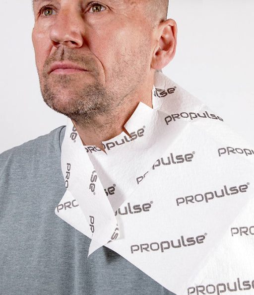 Ear Irrigator - ProPulse Protect Waterproof Shoulder Cape - 36 / Pack