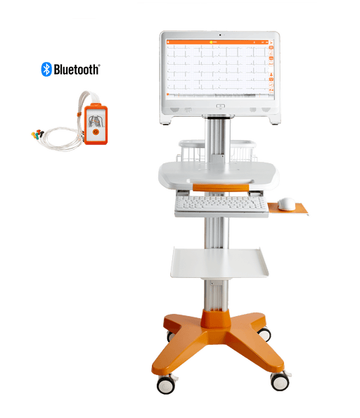 Electrocardiograph - Cardioline TouchECG HD System