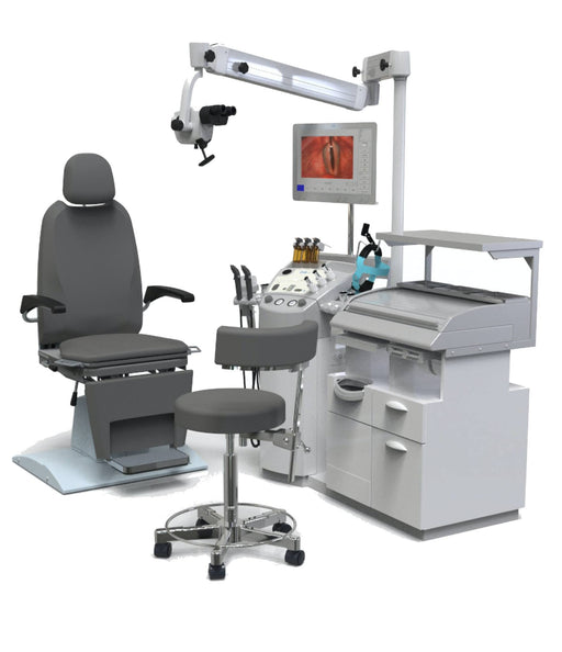 ENT Workstation - Atmos Medical C21 With IView ENT Workstation
