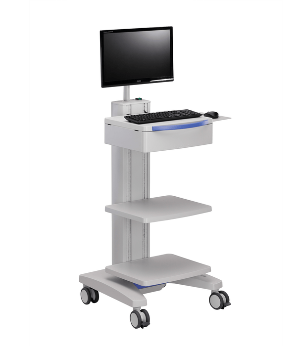 Ergometer - Ergocar PC 3 (without Iso Transformer)