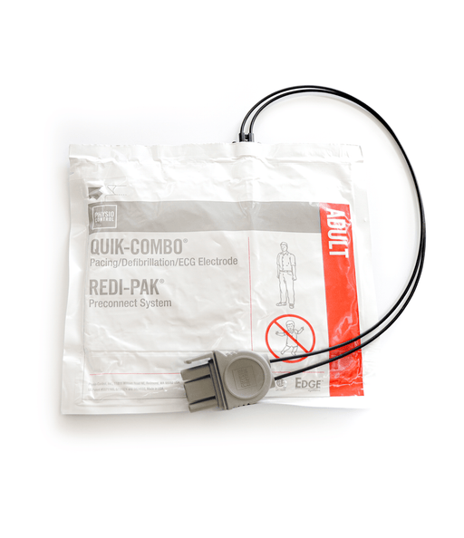 Lifepak Accessories - Lifepak Edge Electrodes With Preconnect System