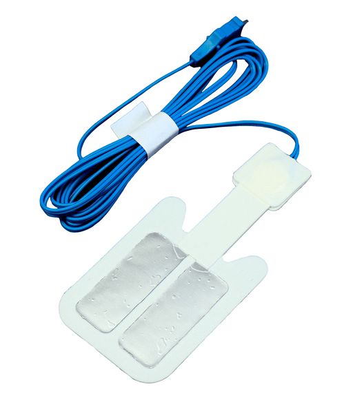 Return Plate - Blayco Neonatal Patient Return Plate With Cable