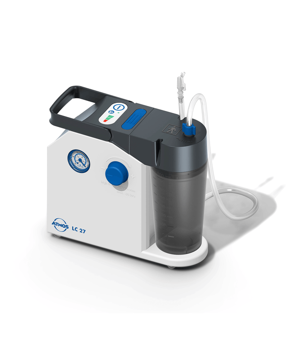 Suction - Atmos Medical Portable Suction Pump