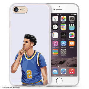 Lonzo Ball iPhone Case