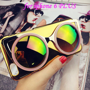 Sunglasses + Phone Case For iPhone