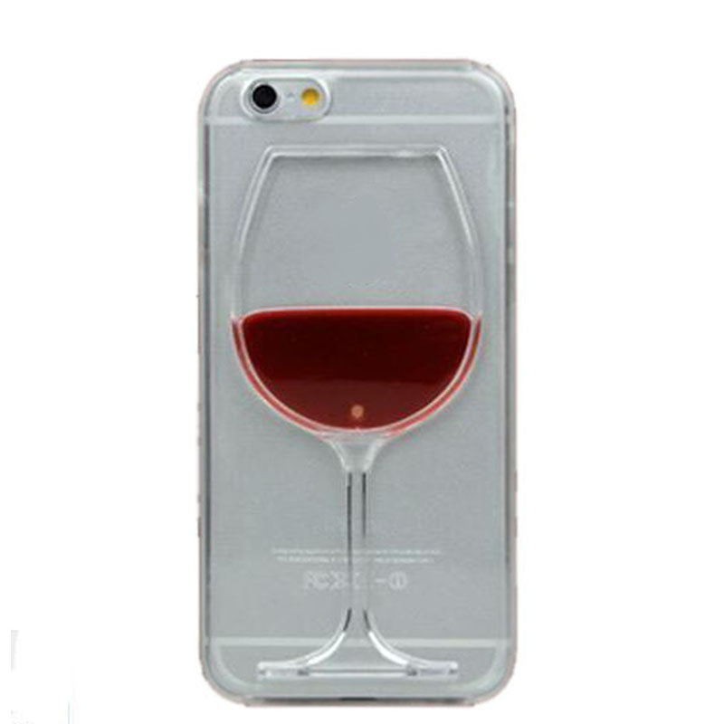 Wine Phone Case For iPhone 5 5S SE 6 6S 7 Plus
