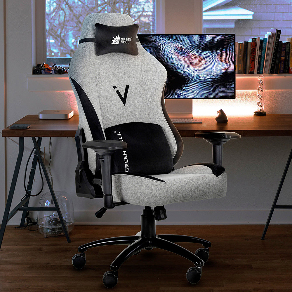 Vision Multi-Functional Chair (GS-399) with 2 Upholstery options & 3 Color options