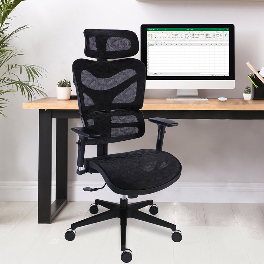 NEW YORK Pro Mesh Efficient Office Chair