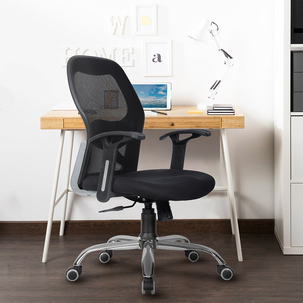 NEW YORK Mid Back Mesh Efficient Office Chair
