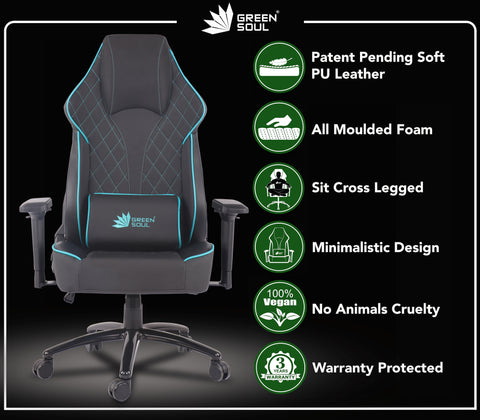 [NEW] Glance Multi-Functional Chair (GS-350)
