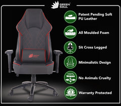 [NEW] GLANCE BIFMA CERTIFIED MULTI-FUNCTIONAL CHAIR (GS-350)