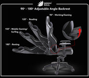 [NEW] Monster Ultimate Multi-Functional Chair (GS-734U)