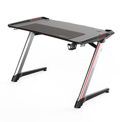 Storm Multi-Purpose Table with LED (GT-21) (Black)