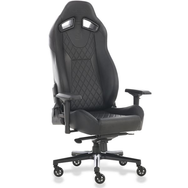 GreenSoul Knight Pro Series Gaming/Ergonomic Chair in Prime PU Leather (GS-2.1) (Size- Large)