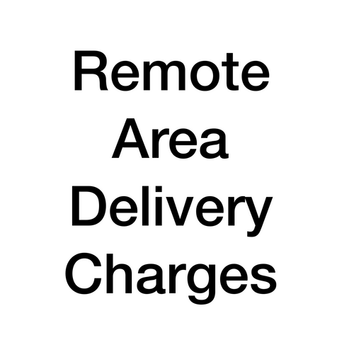 Remote Area Delivery Charges