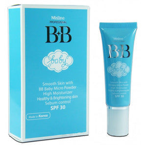 "Mistine BB Baby Face Cream 15 g., ВВ-крем ""Детское личико"" 15 гр."