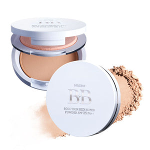 "Mistine Solution Skin Super Powder SPF25 PA++ 8 g., ВВ компактная пудра ""Solution Skin Super"" SPF25 PA++ 8 гр."