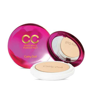 Karmart Cathy Doll CC Speed White Powder Pact SPF40 PA+++ 12g., СС компактная пудра SPF40 PA+++ 12 гр.