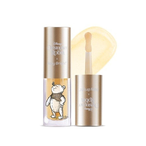 Karmart Baby Bright Disney Christopher Robin Happy Honey Lip Oil 2.3g., Лечебное масло для губ с медом 2,3 гр.