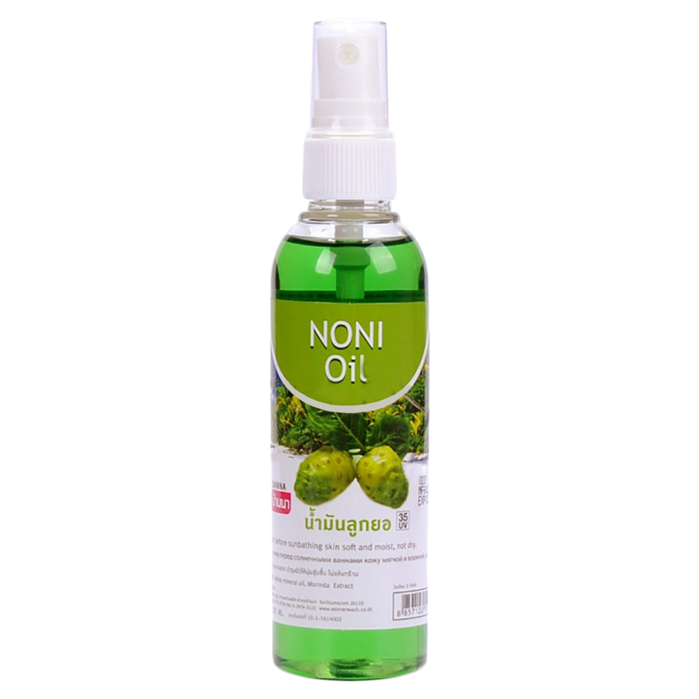 "Banna Noni Oil 120 ml., Массажное масло ""Нони"" 120 мл."