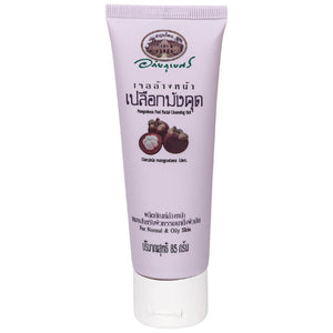 Abhai Mangosteen Peel Facial Cleansing Gel 85 g., Пилинг-гель для умывания с экстрактом мангостина 85 гр.