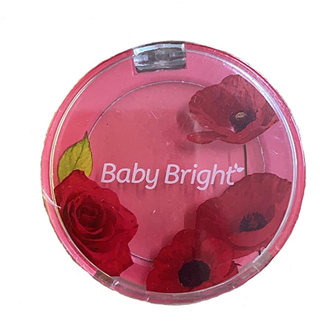 "Karmart Baby Bright 2 In 1 Eye & Cheek Cream #03 Poppy Rose 4 g., Кремовые румяна-тени 2 в 1 Оттенок #03 ""Poppy Rose"" 4 гр."