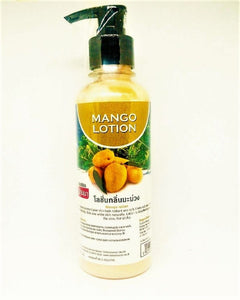 "Banna Mango Lotion 250 ml., Лосьон для тела ""Манго"" 250 мл."