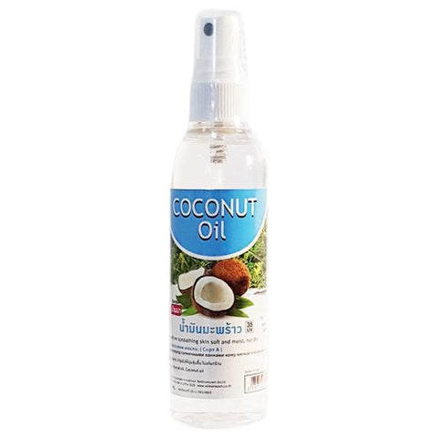 "Banna Coconut Oil 120 ml., Массажное масло ""Кокос"" 120 мл."