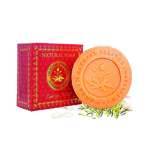 Madame Heng Natural Soap Care SPA Wood 150 g., Натуральное СПА мыло Сандал 150 гр.