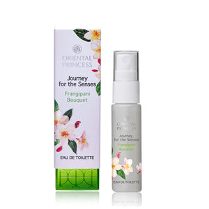 "Oriental Princess Journey for the Senses Frangipani Bouquet Eau de Toilette 9 ml., Туалетная вода ""Букет франжипани"" 9 мл."