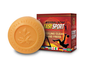 Madame Heng Easy Sport Herbal Active Soap Original Formula of Madame Heng 150 g., Натуральное мыло для спортсменов 150 гр.