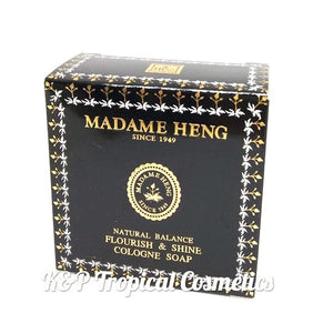 Madame Heng Natural Balance Flourish & Shine Cologne Soap Original Formula Of Madame Heng 150 g., Натуральное мыло для сияния вашей кожи 150 гр.