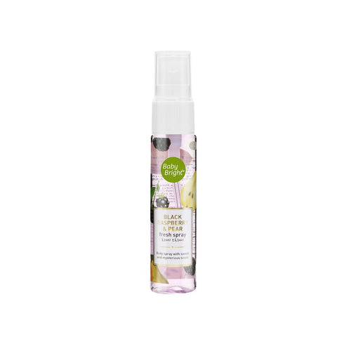 "Karmart Baby Bright Black Raspberry & Pear Fresh Spray 20 ml., Спрей освежающий с натуральными экстрактами ""Ежевика & Груша"" 20 мл."