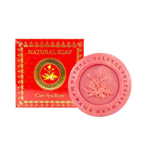Madame Heng Natural Soap Care SPA Rose 150 g., Натуральное СПА мыло Роза 150 гр.