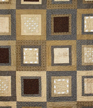 Brown Sugar Quilt by The Gourmet Quilter