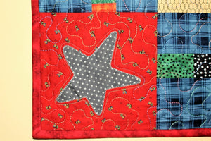 Chook Quilt by The Gourmet Quilter