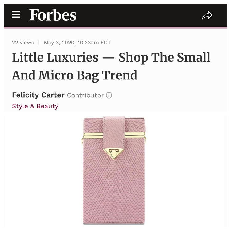 Forbes features our Kelly Box