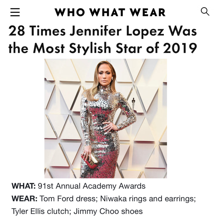 Who What Wear - 28 Times Jennifer Lopez Was the Most Stylish Star of 2019