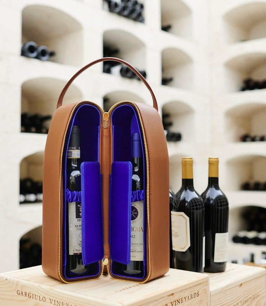 Shop Our Wine Carriers