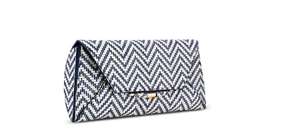 Aimee Clutch with Extended Gusset
