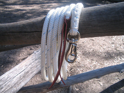 10ft Lead Rope - 13mm- Bull Snap -Professional Range- Made in Australia