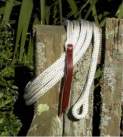 22ft Lead Rope with Loop Professional Range