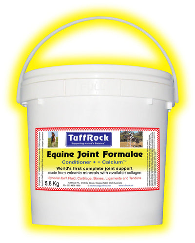TuffRock Equine Joint Formulae <br>Conditioner ++ Calcium 10kg
