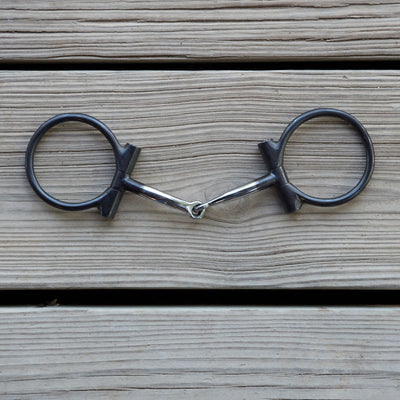 5 inch Don Dodge / Trainer Snaffle >by Jeremiah Watt